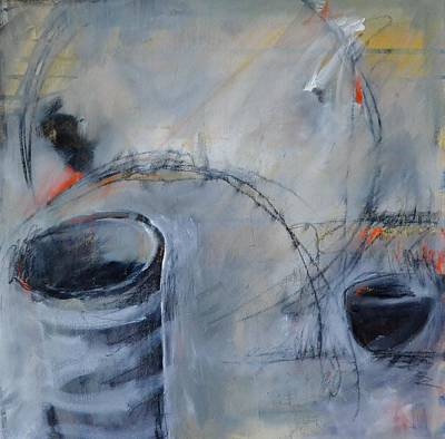 Painting - Artifacts Speak No Language Series #2 by Rosemary Healy