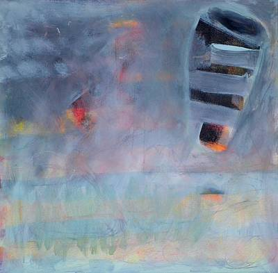 Painting - Artifacts Speak No Language Series #4 by Rosemary Healy