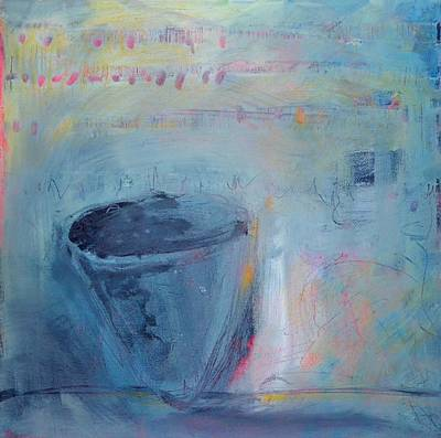 Painting - Artifacts Speak No Language Series #6 by Rosemary Healy