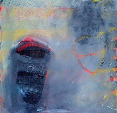Painting - Artifacts Speak No Language Series #7 by Rosemary Healy