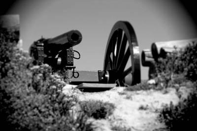 Artillery Lunette Original by Jean Macaluso