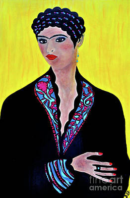 Artist Frida Kahlo  Original