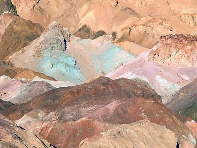 Artist Palette Art Print by William Thomas