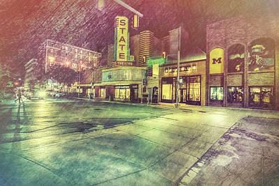 Photograph - Artistic Ann Arbor by Pat Cook