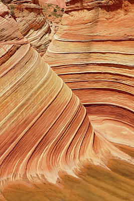 Photograph - Artistry In Sandstone by Leda Robertson