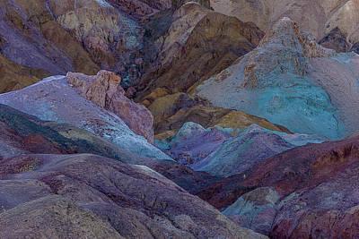 Photograph - Artist's Palette 2016 by Ralph Nordstrom