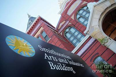 Photograph - Arts And Industry Museum  by John S