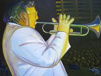 Arturo Art Print by Jose Julio Perez