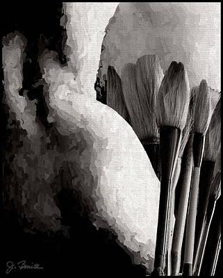 Photograph - Artwork by Joe Bonita
