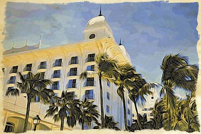 Photograph - Aruba Palms by Alice Gipson