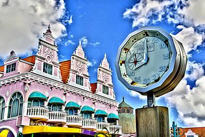 Photograph - Aruba Time by Alice Gipson
