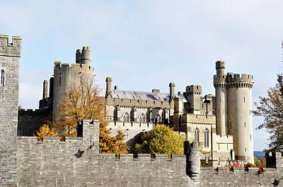 Arundel Castle Photograph - Arundel Castle by Dutourdumonde Photography