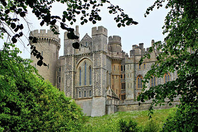 Photograph - Arundel Castle by Fran West