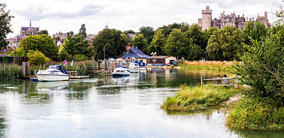 Photograph - Arundel by Trevor Wintle