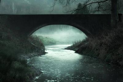 Arwen's Bridge. Art Print