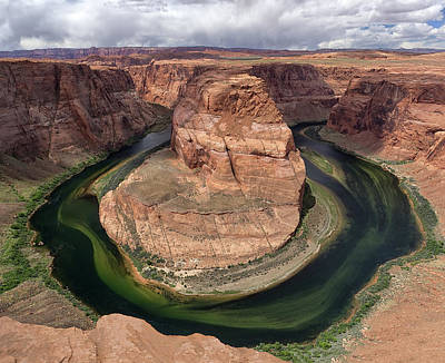 Photograph - As A River Bends by Art Cole