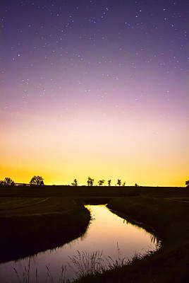 James Insogna Photograph - As Nighttime Falls by James BO Insogna