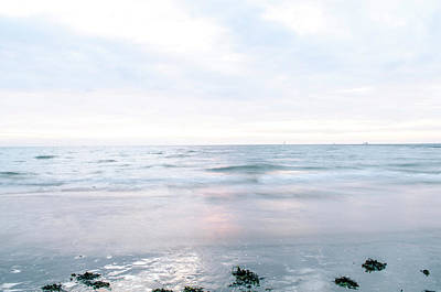 Photograph - As The Tide Comes In by Spikey Mouse Photography