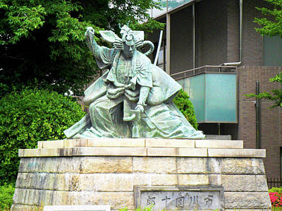 Photograph - Asakusa Study 11 by Robert Meyers-Lussier