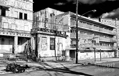 Photograph - Asbury Avenue 2006 by John Rizzuto