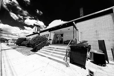 Photograph - Asbury Lanes 2007 by John Rizzuto
