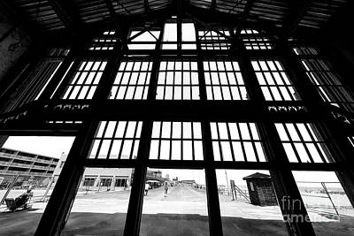 Photograph - Asbury Park Casino View by John Rizzuto