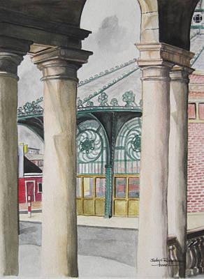 Asbury Park Original by Judy Riggenbach