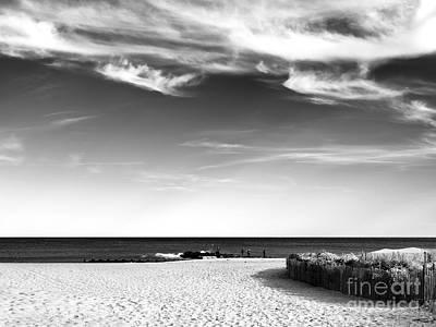 Photograph - Asbury Park Ocean by John Rizzuto