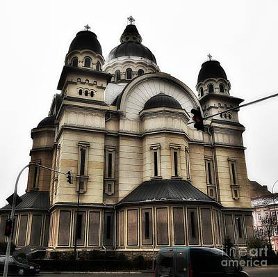 Photograph - Ascension Of The Lord Cathedral by Erika H