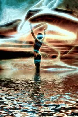 Digital Art - Ascension by Pennie McCracken