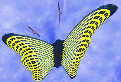Digital Art - Ascent by Paul Wear