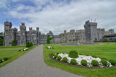 Photograph - Ashford Castle by Joe Ormonde