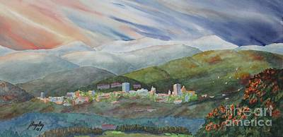 Asheville Original by James S Bagley