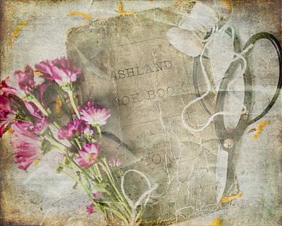 Cookbooks Digital Art - Ashland Artiste by Barbara Marincel
