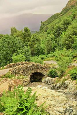 Photograph - Ashness Bridge #1 by Elvis Vaughn