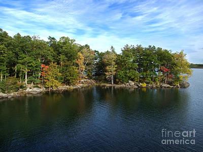 Photograph - Ashokan Peninsula Photograph by Kristen Fox
