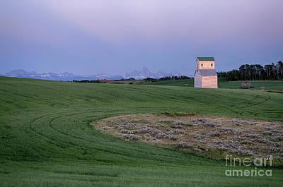 Photograph - Ashton Evening by Idaho Scenic Images Linda Lantzy