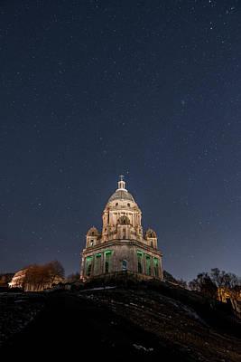 Nikon Photograph - Ashton Memorial  by Mark Mc neill