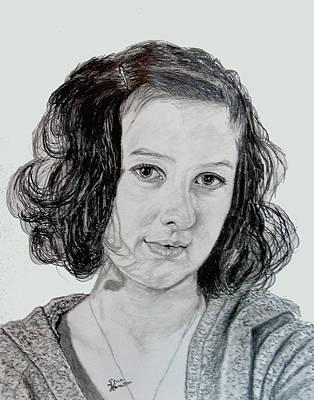Ashton Art Print by Stan Hamilton
