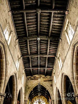 Photograph - Ashby De La Zouch Church by Lexa Harpell