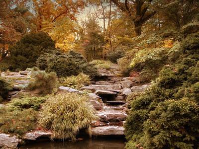 Autumn Foliage Photograph - Asian Autumn by Jessica Jenney
