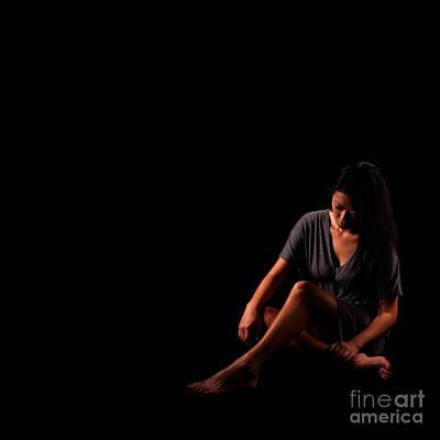 Photograph - Asian Girl 1284511 by Rolf Bertram
