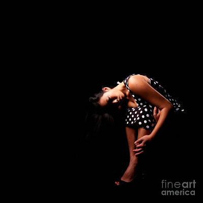 Photograph - Asian Girl 1284673 by Rolf Bertram