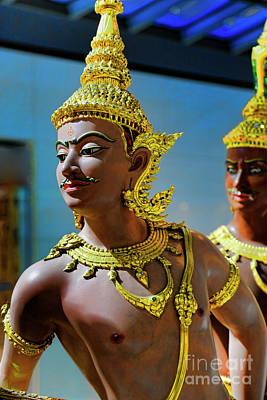 Photograph - Asian Gold by Rick Bragan