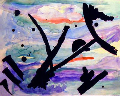 Painting - Asian Impression by Steve Karol