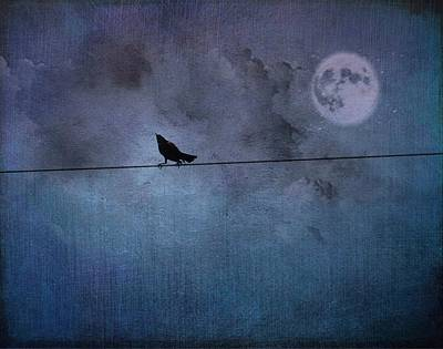 Photograph - Ask Me For The Moon by Jan Amiss Photography