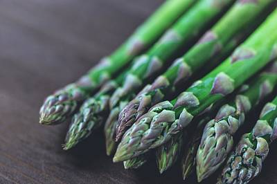 Photograph - Asparagus by Tilen Hrovatic