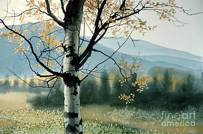 Aspen Valley Art Print