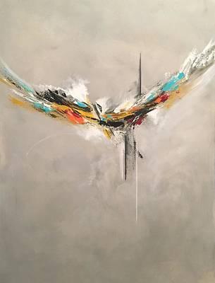 Painting - Aspire by Soraya Silvestri