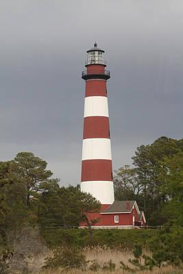 Photograph - Assateague Lighthouse by Captain Debbie Ritter